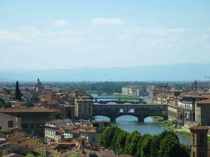 Centro storico di firenze con guida walking tour di firenze for Firenze medievale