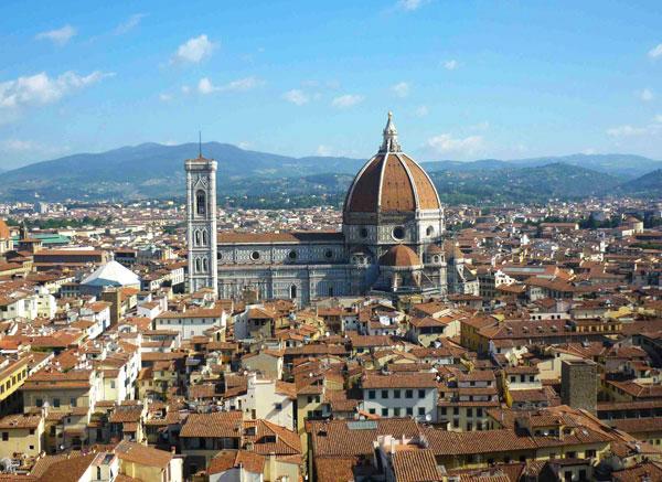 Visita del duomo di firenze visita battistero firenze for Firenze medievale