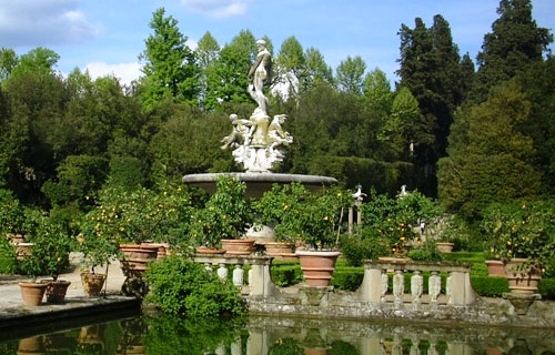 Pitti Palace and Boboli Gardens in Florence Tours with Guide